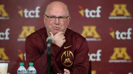 Somebody Tell Jerry Kill to Shut the Fuck Up