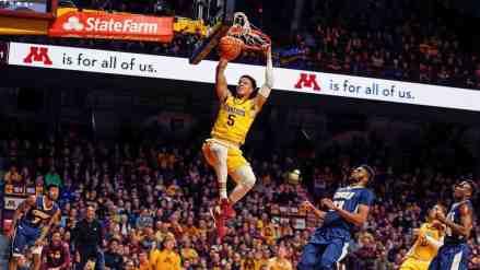 Gopher Basketball Will Go as Far as Amir Coffey Takes Them