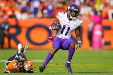 Three FA Wide Receivers Who Can Replace LaQuon Treadwell at WR3