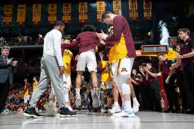 B1G Tourney Set; Gophers (7) Will Play Penn State (10) in Must-Win