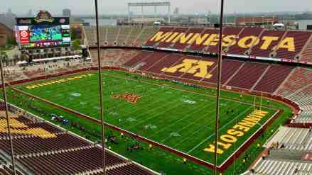 Access Granted: We Are Media Credentialed for Gopher Football 2019-20
