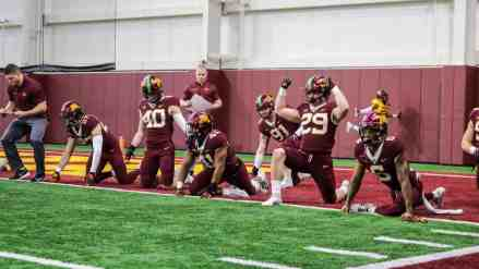 Gophers Get Commit from 2020 WR + My Spring Game Takeaways
