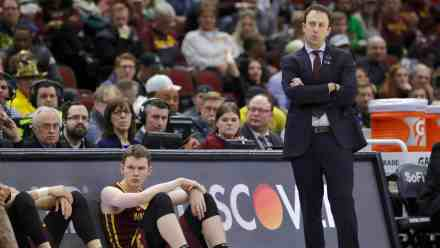 At Odds w/Coyle Over Extension Terms, Richard Pitino Calling on Other Job Openings Around NCAA