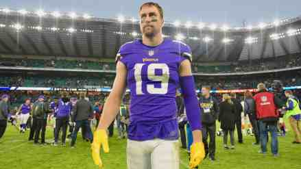 Adam Thielen is a Much Younger 28 Than Most of His Peers