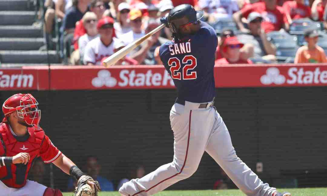 Baseball Gods Smile on Twins: Garver Gets 10-Day IL and Sano is Back