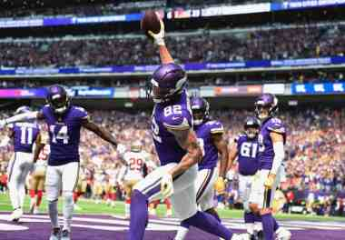 Kyle Rudolph Agrees to Extension; Tweets Love Note to MN