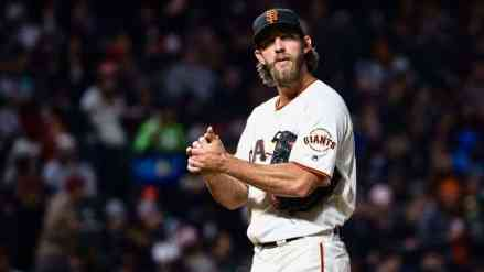 Twins Reportedly Moving in on Deal for Bumgarner