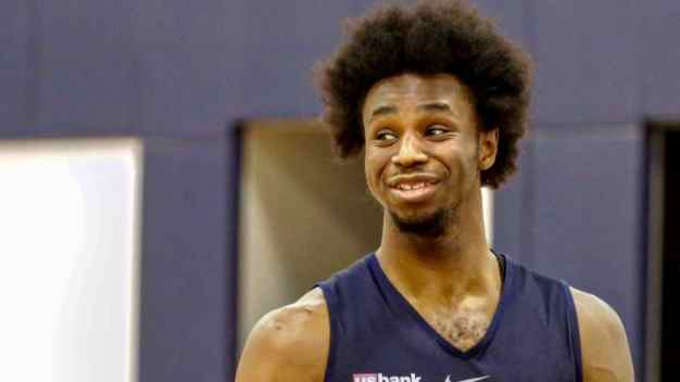 Timberwolves Have Gone Full-Don King on Andrew Wiggins Hype Train