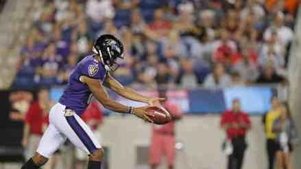 Vikings Trade 2020 5th Round Pick for Ravens' K/P Kaare Vedvik