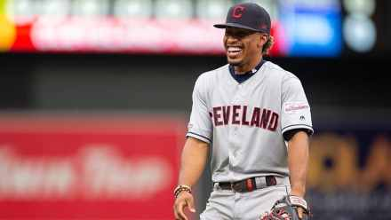 Bad Send Home Kills 9th Inning Rally; Indians Follow with Grand Slam in 10th to Take Series