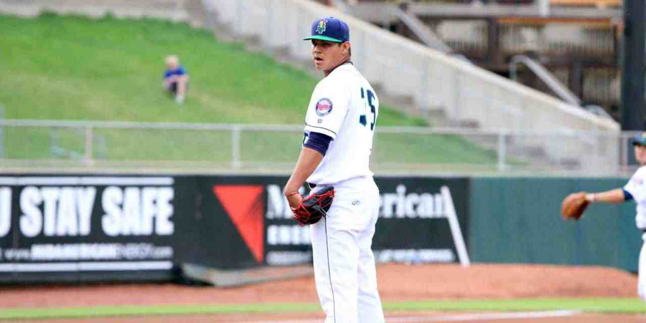 Every Pitch of Brusdar Graterol's AAA Debut Wednesday Night