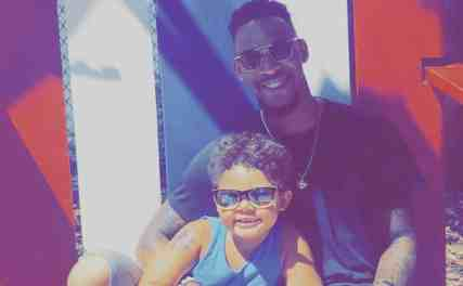 Byron Buxton's Son Is a Hitting Prodigy