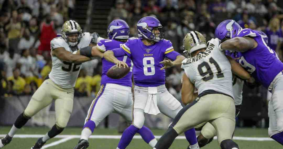 You Need to Watch This Breakdown of the Vikings O-Line