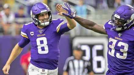 Vikings Didn't Need a Great Kirk Cousins on Sunday… but He'll Be Ready When They Do