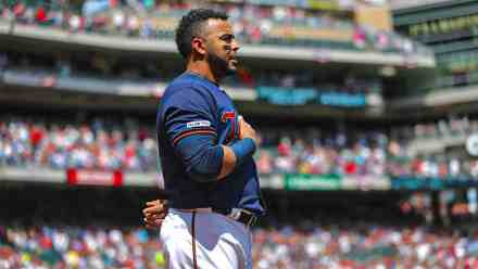 """Nelson Cruz All But Guarantees Victory and Return of """"a Few Guys"""" Tonight vs Cleveland"""