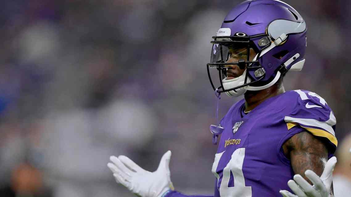 Stefon Diggs All But Confirms Trade Request Rumors So He Can Go Fly a Fucking Kite
