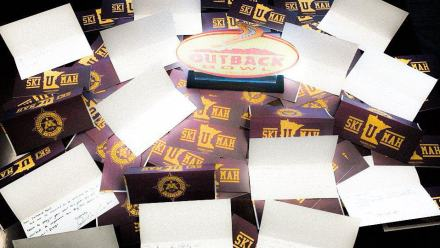 Culture on Display: Gopher Football Players Send Individual 'Thank You' Letters to Outback Bowl