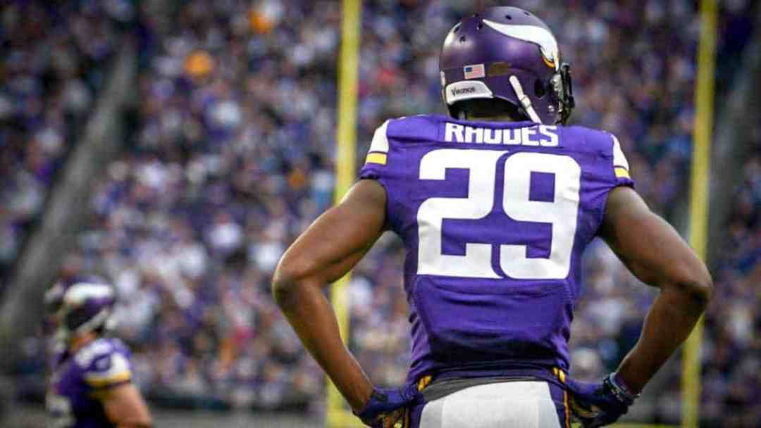 5 Additional Vikings Named to Pro Bowl… Including Xavier Rhodes