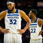 Tank Becoming Real: Timberwolves Nearing Top-5 Spot in Draft Lottery