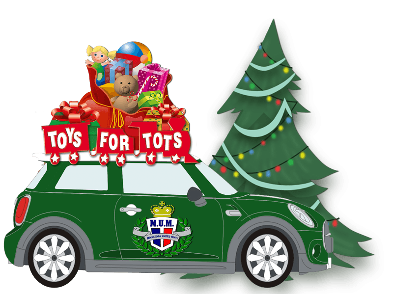 MUM toys for tots