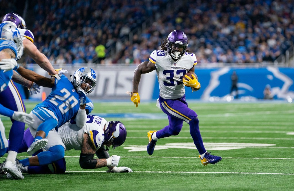 Photo: Dalvin Cook at Lions