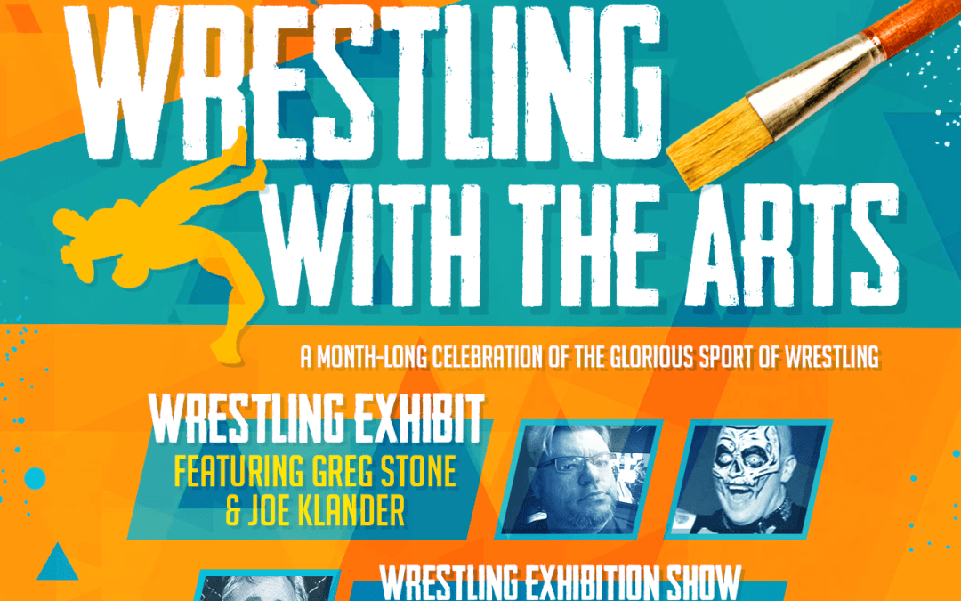 Wrestling with the Arts