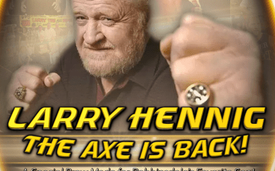 Larry Henning – The Axe is Back