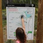 Map at Teton