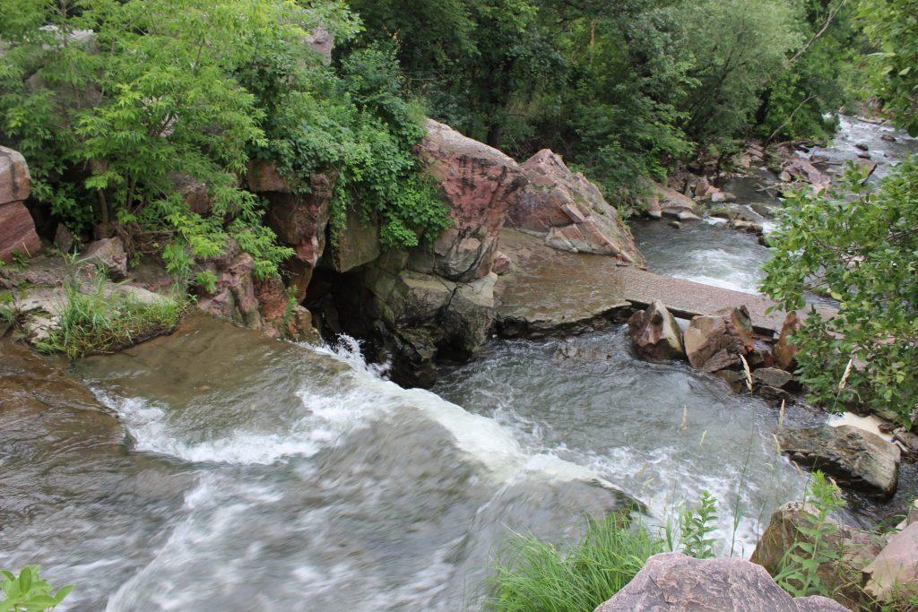 Winniwassa Falls