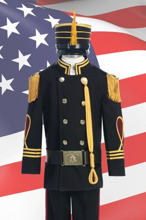 cadet uniform costume for boys