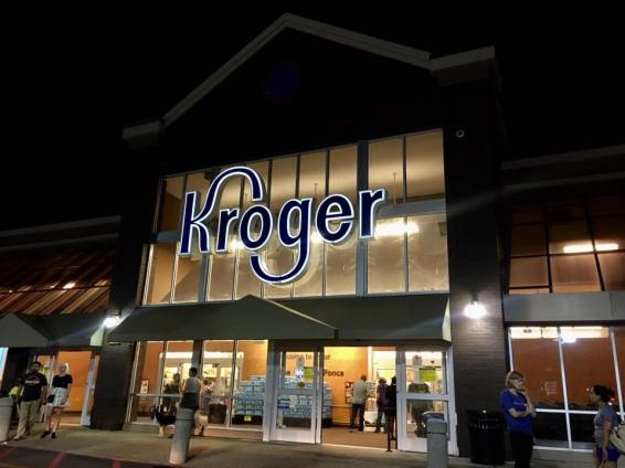 One last picture of Murder Kroger.