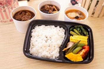 肯大叔特製餐盒~中山區便當外送推薦,中山區晴光市場健康午餐餐盒