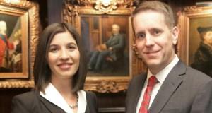 Carl Crosby Lehmann & Kathryn Nash