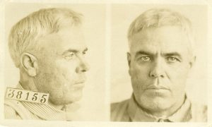 Owen M. Lamb was serving a sentence for embezzlement when he met Shoemaker inside Leavenworth Penitentiary. They became friends and, after Shoemaker was elected to Congress, he hired Lamb onto his Washington staff and arranged for him to receive a pardon from President Franklin Roosevelt. (Submitted image: National Archives and Records Administration/Leavenworth Penitentiary)