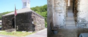 Joseph Lobdell was detained numerous times in the Old Stone Jail House in Honesdale, Pennsylvania. (Image courtesy of Bambi Lobdell)