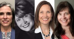 Tracy Perzel, Vicki Vial Taylor, Melissa Listug Klick and Sarah L. McBroom