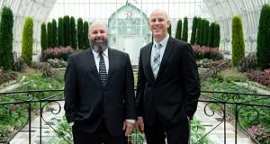 Michael Hodet and Corey Stueven