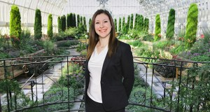 Liz Burnett handled subrogation cases involving fires and explosion during her work as an insurance adjuster, experience that she said motivated her to go to law school. (File photo: Bill Klotz)