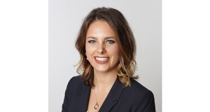 A clerkship at Halberg Criminal Defense sealed Christina Zauhar's commitment to a criminal defense practice. (Submitted photo)