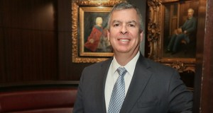 Dan McDonald began working at Merchant & Gould during his first year of law school and never left. (File photo)