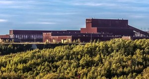 PolyMet plans to repurpose former LTV Steel processing facilities on property the company now owns in Hoyt Lakes, Minnesota. (Submitted photo)