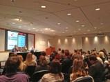 Panel L-R: Breon Nagy, Liz Giel and Kevin Hunt