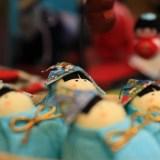 京都: 河原町界隈の五月人形