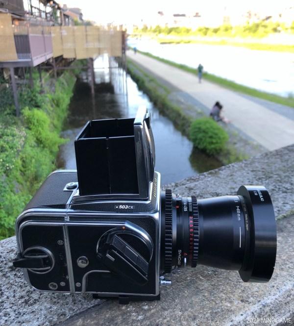 Hasselblad503CX + Distagon C60mm f3.5 T*