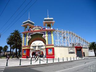 Luna Park di St. Kilda