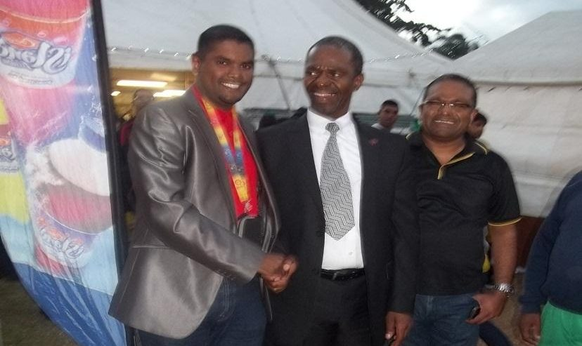 MF Youth Leader Meets KZN Minister Of Health