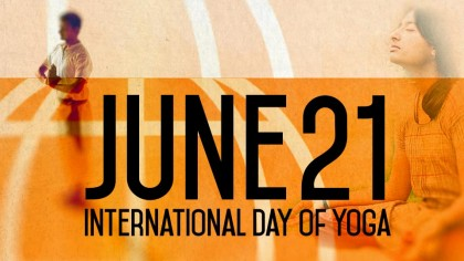 International Yoga Day Celebration 21st June 2015