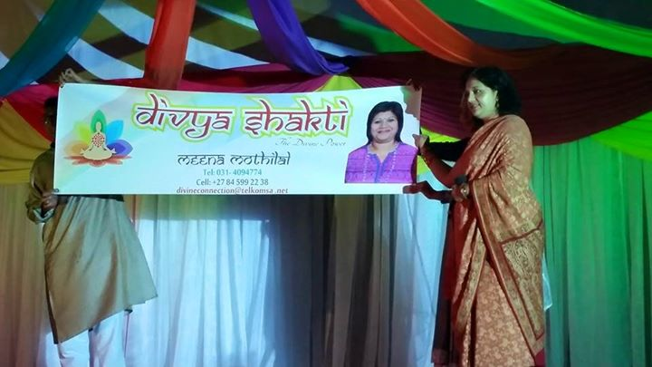 MF Leader Attends Launch of Divya Shakti