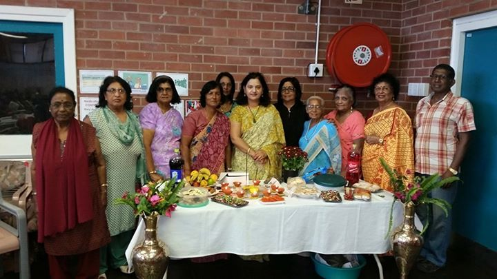 Senior Citizens Diwali Celebration