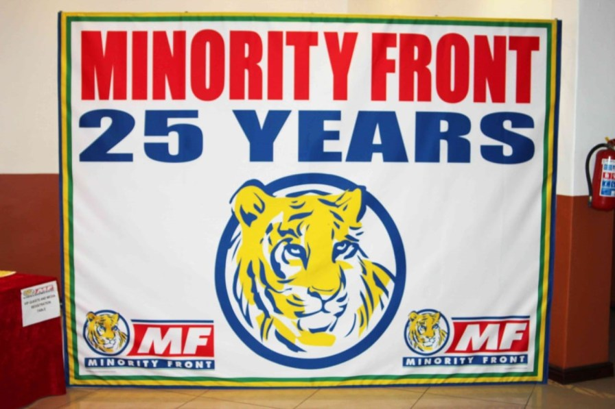 MF 25 YEARS STRONG